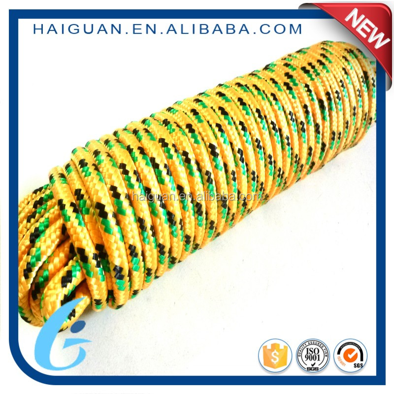Ship Boat Ferry Polypropylene Pp Mooring Dock Lines Berthing Anchor Rope Cordage
