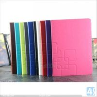 For New Apple iPad Air (iPad 5 5th Generation) Slim Hard Shell Leather Case P-IPD5CASE022