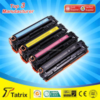 New Compatible Laser Color Toner Cartridge for hp CB540-3