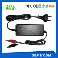16.8V1.5A 2A car li-ion battery charger for14.8V child electric car