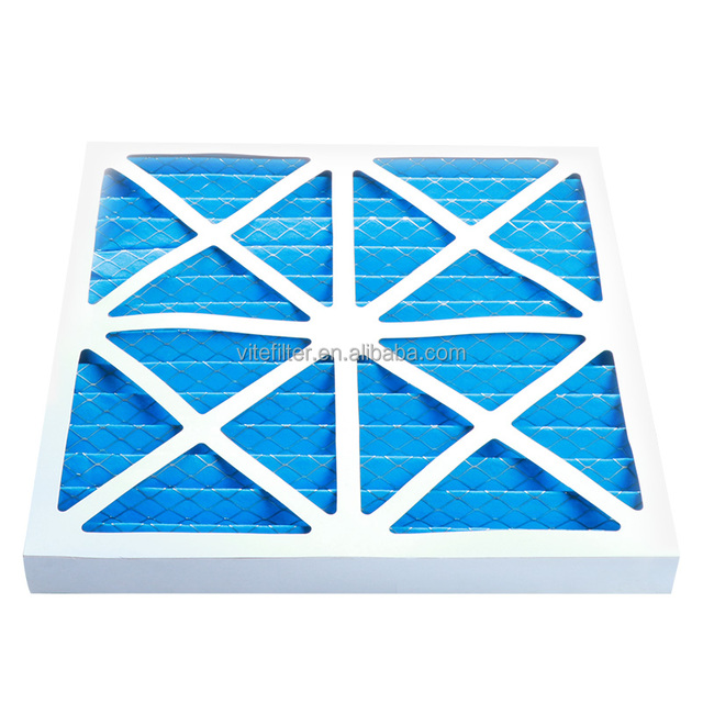 24*24*2 Inch Paper Frame Air Conditioner Filter