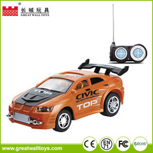Eco-Friendly Cheap Plastic Toy Friction Car With En71