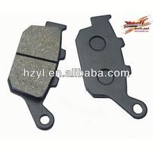 spare parts for chinese motorcycles/brake pad