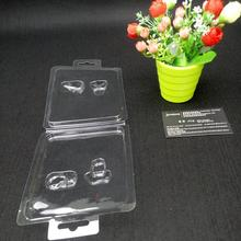 Clear plastic clamshell/cheap blister clamshell packaging