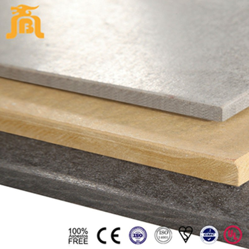 CE approved fiber cement exterior wall panel supplier