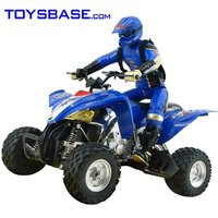 Large RC Motorcycle Hobby With Light