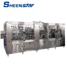 Bottled Water Bottling Manufacturing Equipment