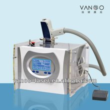 Portable tattoo remover / laser tattoo removal training/video/user manual