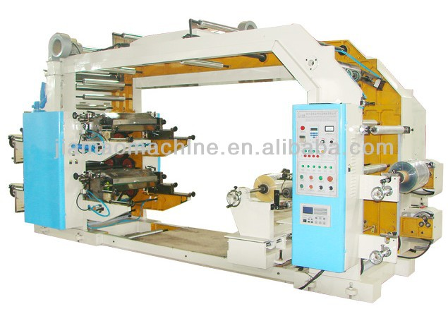 YT-B 1000 type copy paper flexographic printing machine