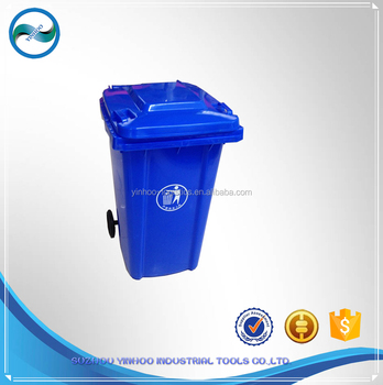 Eco-Friendly Cheap Park plastic recycle trash can