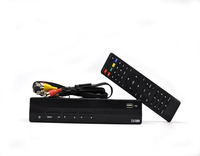 Digital HD wifi fta hd combo dvb s2 dvb t2 satellite receiver