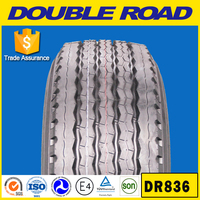 Import German Technology truck tire lower price from China 385/65R22.5