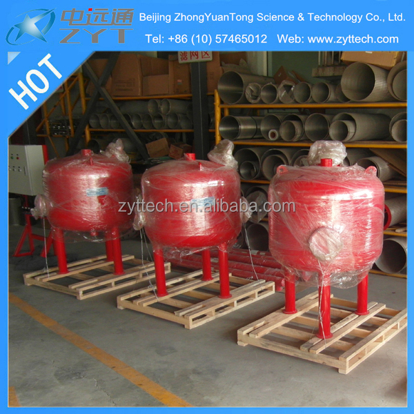 Automatic Backwas Shallow Sand Filter