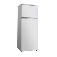 BCD-260 260L homehold double door refrigerator of cb ce etl soncap