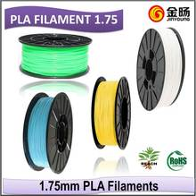 Wholesale 3D Printer Filament 1.75mm PLA Filament