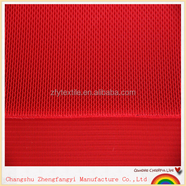 knitted bubble jacquard fabric, 2015 new fashion mesh fabric