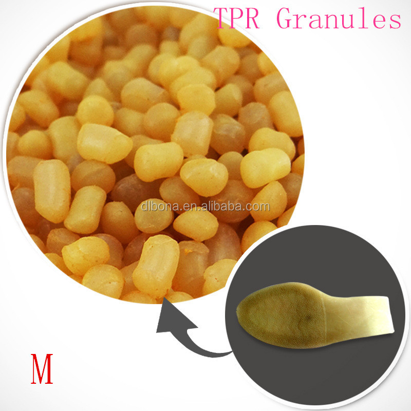 high quality thermoplastic rubber tpr rubber Granules/tpr thermoplastic rubber FOR shoe sole factory price