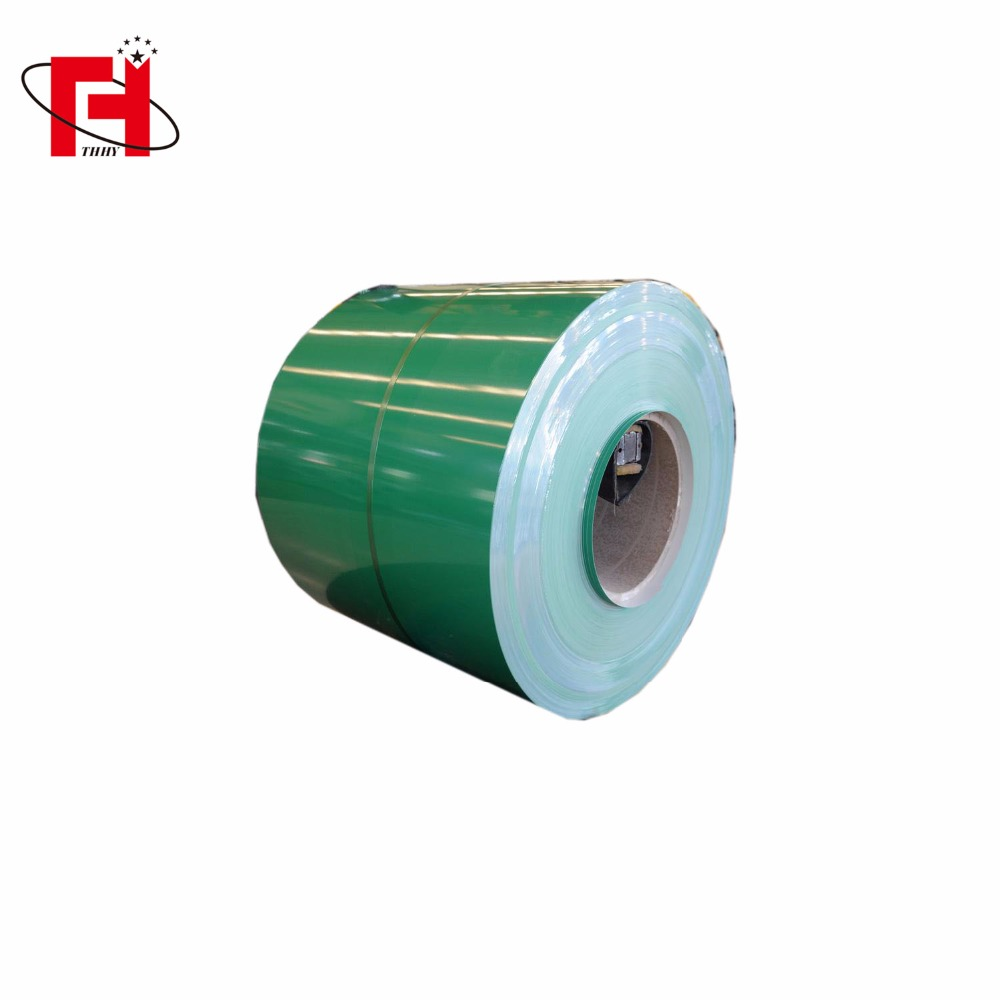 Z180 galvanized black ral 9005 powder color coating ppgi steel coil importer