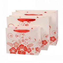 Portable waxed paper gift bags and boxes for sale