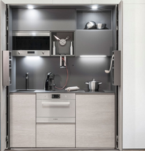 Godrej cupboard,mini kitchenette,aluminium kitchen cabinet