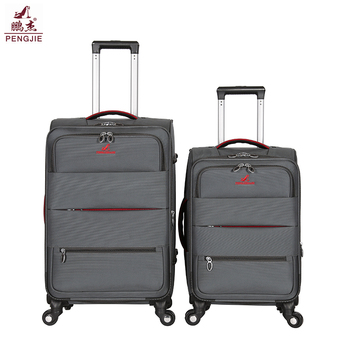 Best Seller expandable travel luggage bag cheap suitcases set