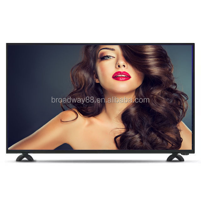 48 inch 16:9 widescreen full angle view high definition super slim LED TV with 1 year's warranty and 1% free spare parts