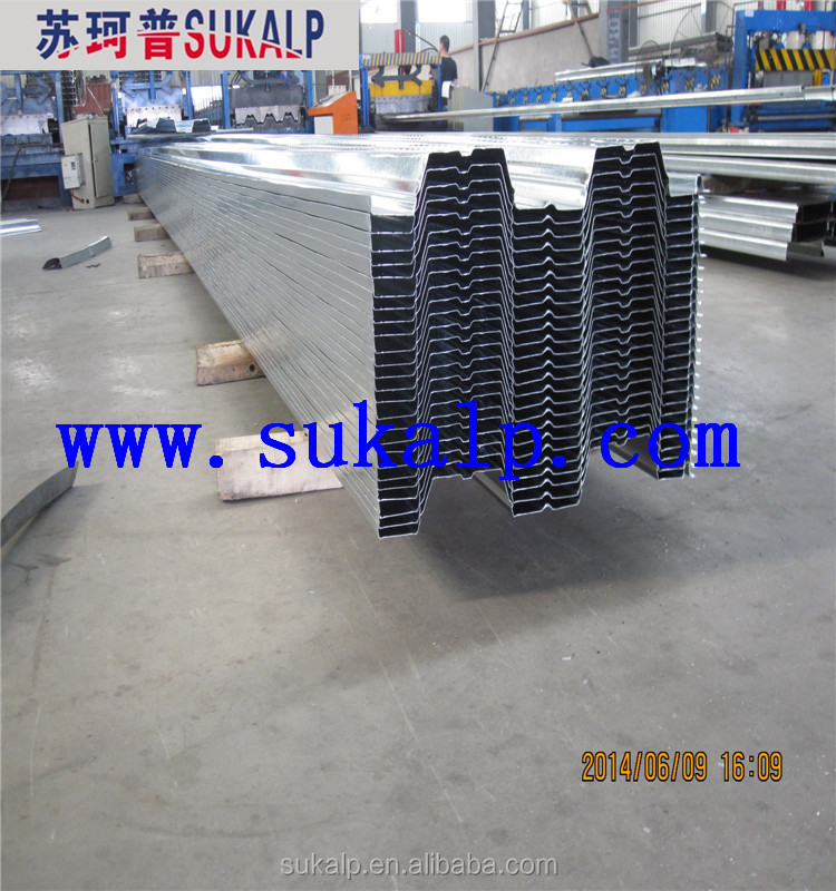composite steel floor decking material