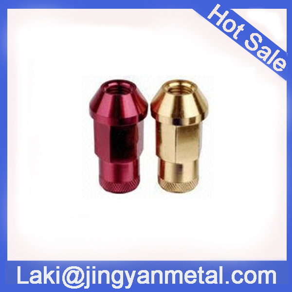 New Products 2016 China Supplier Non Standard Anodizing Color Titanium Bolt