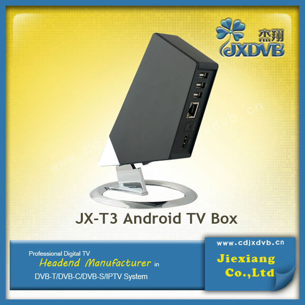 RK3188 A9 Quad Core Android Smart TV Box