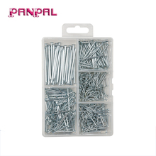 Best price carbon steel assorted sizes zinc plated common wire nails