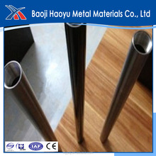 hot selling astm b 338 gr.2 seamless titanium tube With Tuv Certificate
