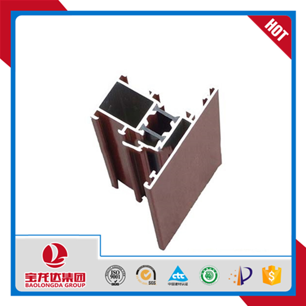 Cheap Aluminum Door Frame Extrusion Profile Fabrication