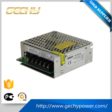 S-15W 5V,12V, 24V, AC/DC compact single output led switching power supply
