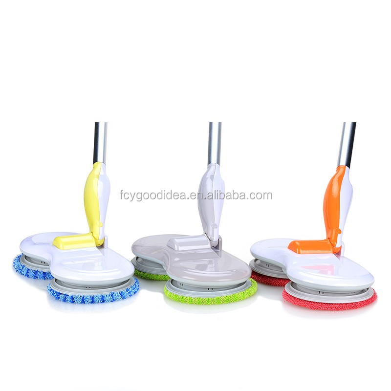 As seen on TV 2016, spin mop miracle mop magic mop genie mop, wireless electric mop with rechargeable battery