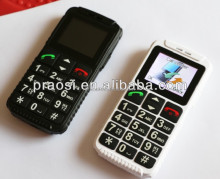 SOS big button elderly phones hot and cheap mobile phone FM MP3 MP4 colorful screen cheap factory