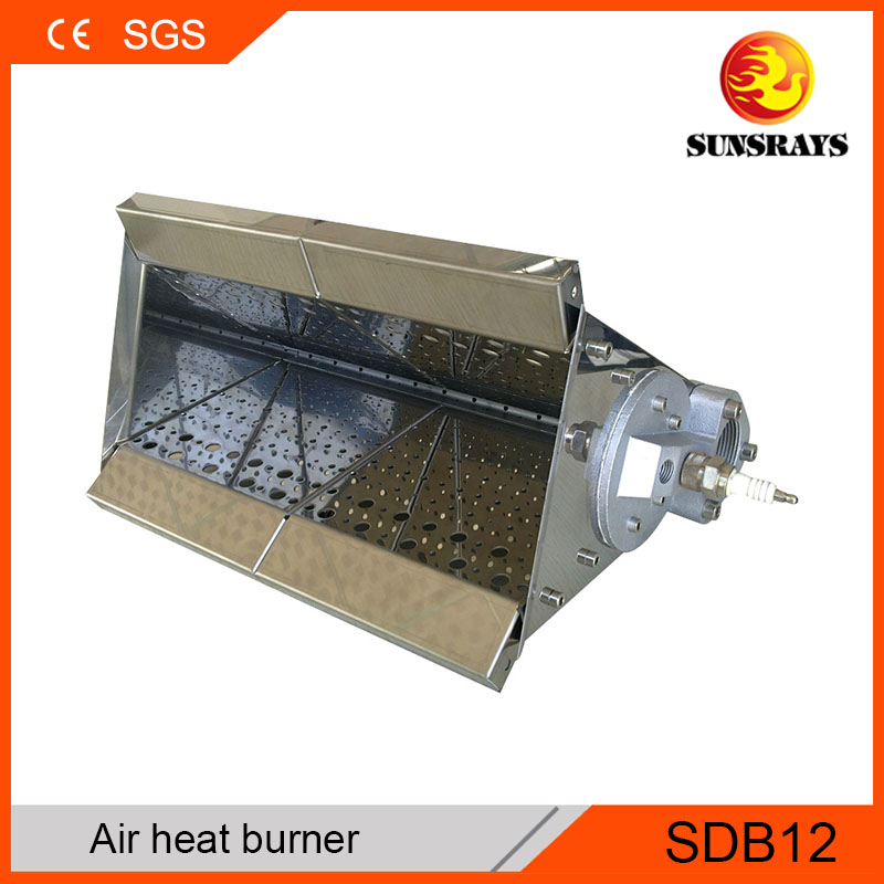 Energy-saving Powder Coating chinese fat duct burner