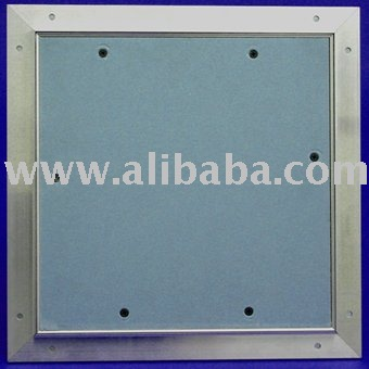 Alustar Flush Access Panel with Gypsum Board Door