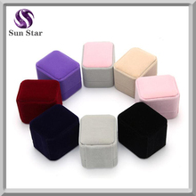 Factory direct free sample wholesale cheap price ring jewelry box