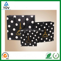 paper bag manufacturer,paper bag luxury bag with gold stamping