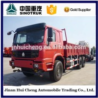 China Sinotruck HOWO 6X4 Lorry Cargo Truck Price