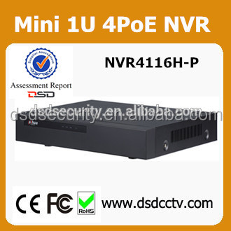 dahua onvif nvr 16 CH NVR With CMS Software Open SourceDH-NVR4116H-P