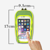 Armband pouch sleeve pack bag,mobile phone wrist pouches,cell phone pouches for outside running sports