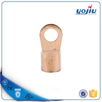 OEM OT Wire Terminal Connector Copper Terminals/copper open terminal lug