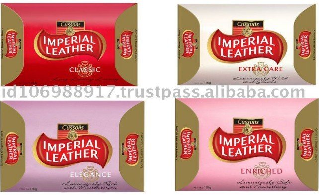 Imperial Leather Cussons Best Bath Soap