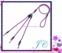 Most Popular Multi Function Pet Leashes / Dog Collar For 3 Dogs For Wholesale