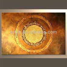 Newest Handmade Artist Abstract Oil Painting In Discount Price