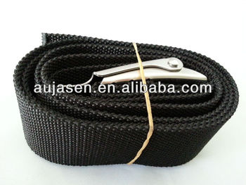 nylon diving weight belt with stainless steel buckle
