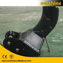 alibaba.com construction machinery spare parts ripper for excavator