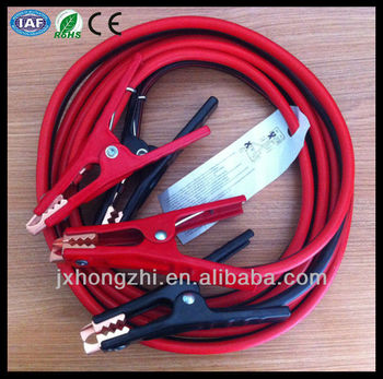 Auto Booster Cable Jumper By PVC Bag