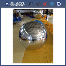 party disco bar club show decoration mirror ball, inflatable reflective mirror ball